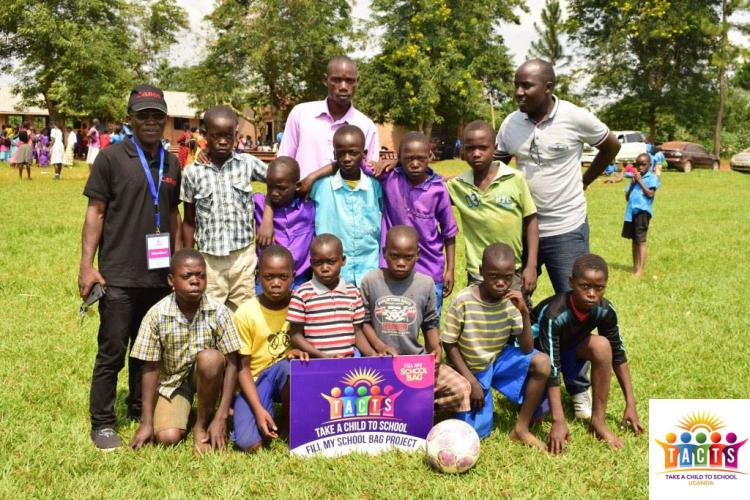 Tacts Uganda Community  Development Through Football